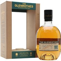 Glenrothes 1992 / 2nd Release Speyside Single Malt Scotch Whisky