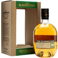 Glenrothes 1995 / Bot.2014 Speyside Single Malt Scotch Whisky