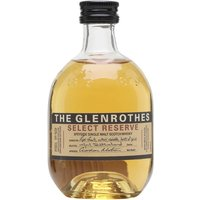 Glenrothes Select Reserve / Small Bottle Speyside Whisky