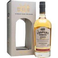 Glentauchers 2009 / 7 Year Old / Cooper's Choice Speyside Whisky