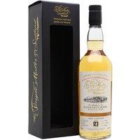 Glentauchers 1997 / 21 Year Old / Single Malts Of Scotland Speyside Whisky