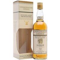 Glenugie 1967 / Bot.1997 / Connoisseurs Choice Highland Whisky