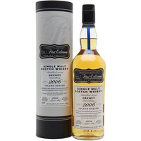 Orkney 2006 / 15 Year Old / First Editions Island Whisky