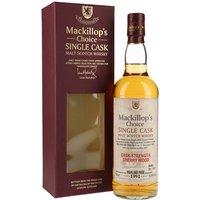 Highland Park 1991 / Bot.2007 / Sherry Cask / Mackillops Island Whisky