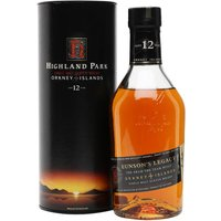 Highland Park 12 Year Old / Eunsons Legacy Island Whisky