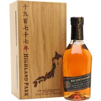 Highland Park 1977 / 21 Year Old / Bicentenary/ Repatriation Island Whisky