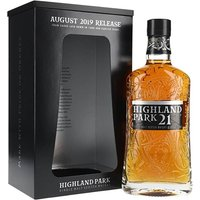 Highland Park 21 Year Old / 2019 Release Island Whisky