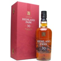 Highland Park 30 Year Old / Bot.1990s Island Single Malt Scotch Whisky