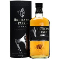 Highland Park Einar / Litre Island Single Malt Scotch Whisky