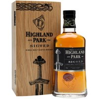 Highland Park Sigurd Island Single Malt Scotch Whisky