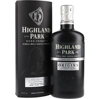 Highland Park Dark Origins Island Single Malt Scotch Whisky