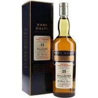 Hillside 1970 / 25 Year Old / Rare Malts Highland Whisky