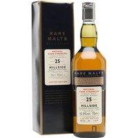 Hillside 1971 / 25 Year Old / Rare Malts Highland Whisky