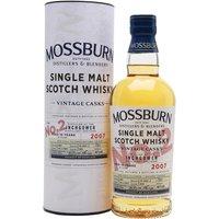 Inchgower 2007 / 10 Year Old / Vintage Casks #2 / Mossburn Speyside Whisky