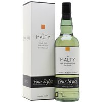 Inchgower 2013 / The Malty / Four Styles Speyside Whisky