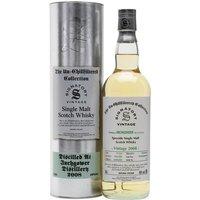 Inchgower 2008 / 12 Year Old / Signatory Speyside Whisky