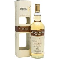 70cl / 46% / Gordon & MacPhail - Distilled at Isle of Jura on the eponymous island in 1997, this was bottled in its mid-teens in 2013 for Gordon & MacPhail's Connoisseurs Choice series. A typically fruity and spicy whisky from this distillery.