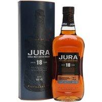 Jura 18 Year Old / Red Wine Finish Island Single Malt Scotch Whisky