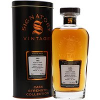 Isle Of Jura 1992 / 27 Year Old / Signatory Island Whisky