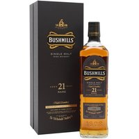 Bushmills 21 Year Old / Madeira Finish Irish Single Malt Whiskey