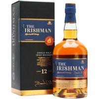 The Irishman 12 Year Old Single Malt Single Malt Irish Whiskey