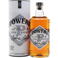Powers John's Lane 12 Year Old / Single Pot Still