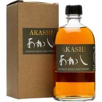 Akashi Single Malt Whisky Japanese Single Malt Whisky