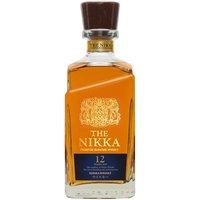 The Nikka 12 Year Old Japanese Blended Whisky
