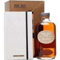 Nikka Pure Malt White / Notepad and Pencil Set Japanese Whisky