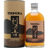 Tokinoka White Blended Whisky Japanese Blended Whisky