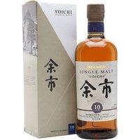 Yoichi 10 Year Old Japanese Single Malt Whisky