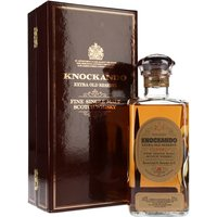 Knockando 1965 Extra Old Reserve / Bot.1990 Speyside Whisky