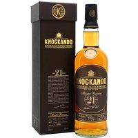 Knockando 1994 / 21 Year Old Master Reserve Speyside Whisky