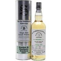 Knockando 2007 / 12 Year Old / Signatory Speyside Whisky