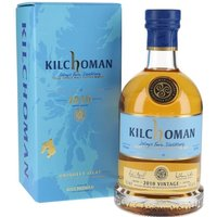 Kilchoman 2010 Vintage / 9 Year Old Islay Single Malt Scotch Whisky