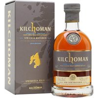 Kilchoman 2012 / STR Cask Matured / 2019 Edition Islay Whisky