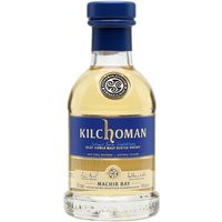 Kilchoman Machir Bay / Small Bottle Islay Single Malt Scotch Whisky