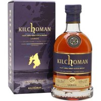 Kilchoman Sanaig Islay Single Malt Scotch Whisky
