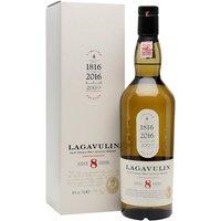 Lagavulin 8 Year Old / 200th Anniversary Islay Whisky