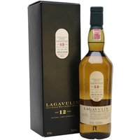 Lagavulin 12 Year Old / Bot.2012 / 12th Release Islay Whisky