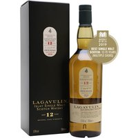 Lagavulin 12 Year Old / 18th Release / Special Releases 2018 Islay Whisky