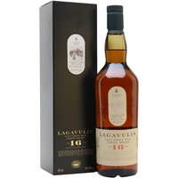 Lagavulin 16 Year Old Islay Single Malt Scotch Whisky 70cl Islay Whisky