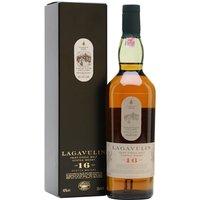 Lagavulin 16 Year Old / Small Bottle Islay Single Malt Scotch Whisky
