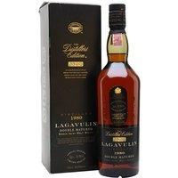 Lagavulin 1980 / Distillers Edition / Litre Islay Whisky