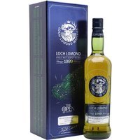 Loch Lomond 1999 Cask Strength/Paul Lawrie Autograph Edition Highland Whisky