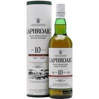 Laphroaig 10 Year Old Cask Strength / Batch 006 / Bot.2014 Islay Whisky