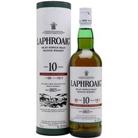 Laphroaig 10 Year Old Cask Strength / Batch 009 Islay Whisky