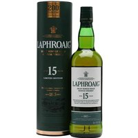 Laphroaig 15 Year Old / 200th Anniversary Islay Whisky
