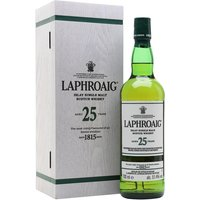 Laphroaig 25 Year Old / Cask Strength / Bot.2019 Islay Whisky