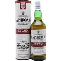 Laphroaig PX Cask / Litre Islay Single Malt Scotch Whisky